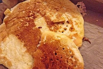 Süße Pfannkuchen 132