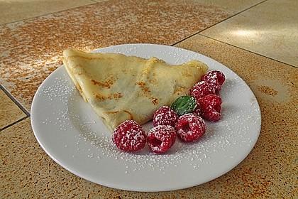 Süße Pfannkuchen 5