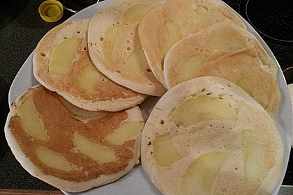 Süße Pfannkuchen 96