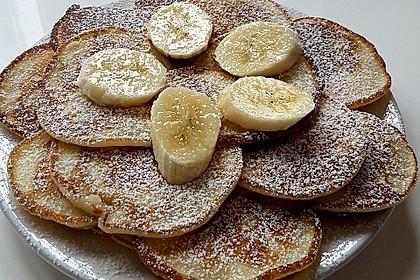 Süße Pfannkuchen 11