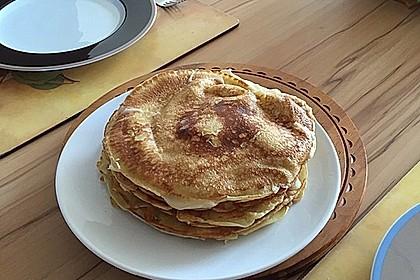 Süße Pfannkuchen 12