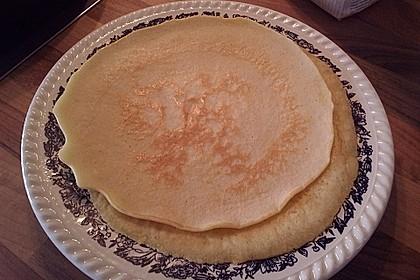 Süße Pfannkuchen 60