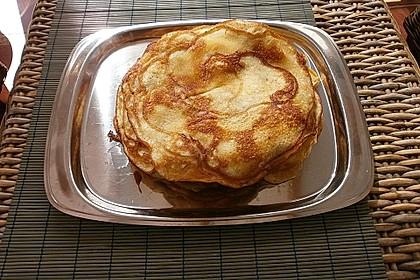 Süße Pfannkuchen 102