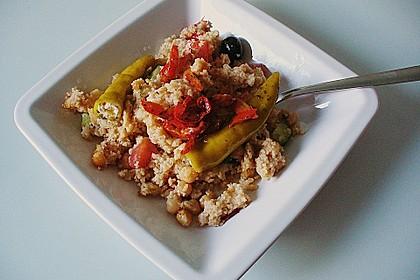 Couscous Salat 0