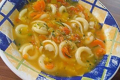 15 Minuten Gemüse-Nudel-Suppe 67