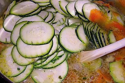 15 Minuten Gemüse-Nudel-Suppe 78