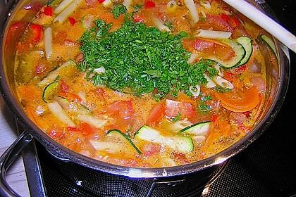 15 Minuten Gemüse-Nudel-Suppe 51