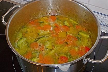 15 Minuten Gemüse-Nudel-Suppe 71