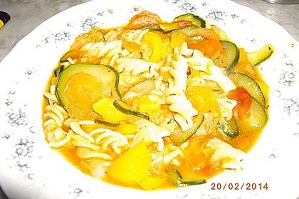 15 Minuten Gemüse-Nudel-Suppe 74