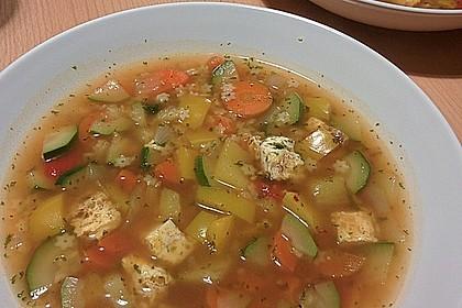15 Minuten Gemüse-Nudel-Suppe 50