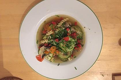 15 Minuten Gemüse-Nudel-Suppe 65