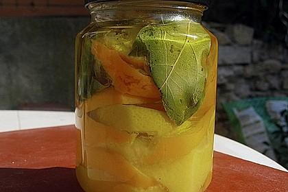 Grisous in Öl eingelegte Salz - Zitronen und  Salz - Orangen