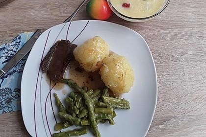 Münchner Soßfleisch (oder Saures Rindfleisch oder Böfflamott) 1