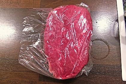 Münchner Soßfleisch (oder Saures Rindfleisch oder Böfflamott) 4