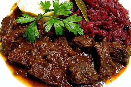 Ungarisches Gulasch 1
