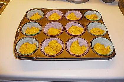 Pumpkin Cream Cheese Muffins 5
