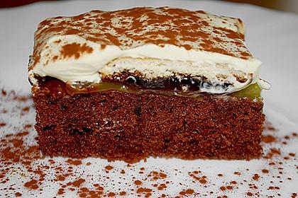 Soft Cake Schnitten