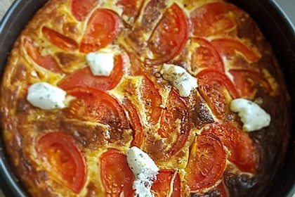 Tomaten - Tarte mit Ziegenkäse 33