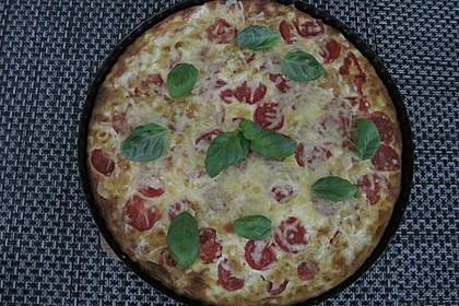 Tomaten - Tarte mit Ziegenkäse 21