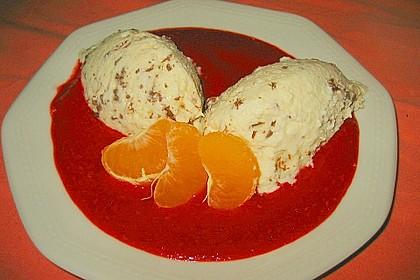 Stracciatella - Joghurt - Mousse