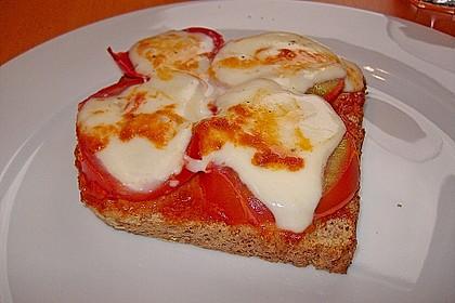 Toast Caprese 11