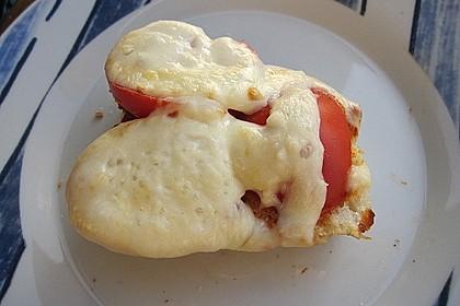 Toast Caprese 19