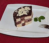 Schachbrett - Kuchen