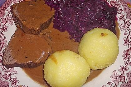 Rosmarin - Schmorbraten mit Steinpilzsauce 3