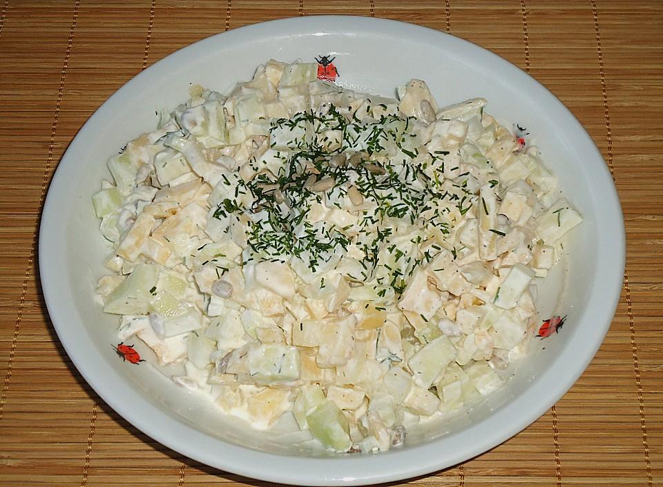 kohlrabi apfel salat rezept mit bild von bluemoon2056. Black Bedroom Furniture Sets. Home Design Ideas