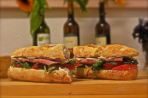 fitness sandwich rezept mit bild von marryann. Black Bedroom Furniture Sets. Home Design Ideas