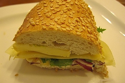 Fitness Sandwich 6
