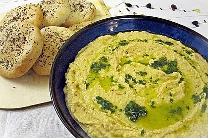 Hummus bi Tahina 7