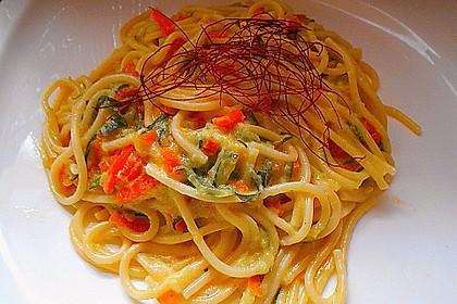 Gesunde Gemüsespaghetti à la Kati 3