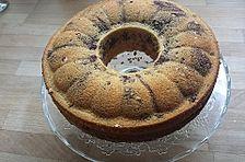 Marmorkuchen mit Eierlikör