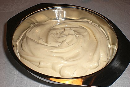 Mayonnaise mit dem Pürierstab hergestellt 11