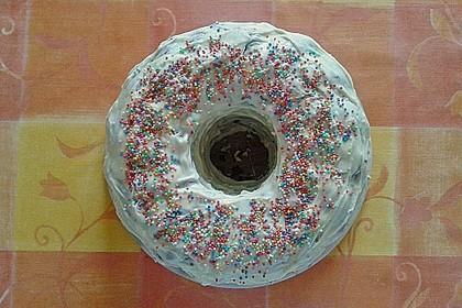 Rührkuchen mit Blaubeeren und weißer Schokolade 19