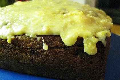 Rührkuchen mit Blaubeeren und weißer Schokolade 22