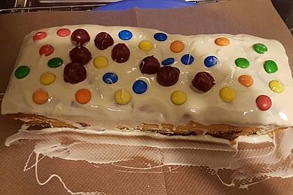 Rührkuchen mit Blaubeeren und weißer Schokolade 21