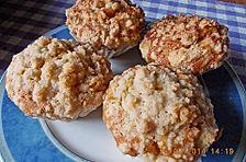 Pumpkin - Apple - Streusel Muffins