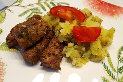 Kartoffel - Gurkensalat nach Oma Luise 18