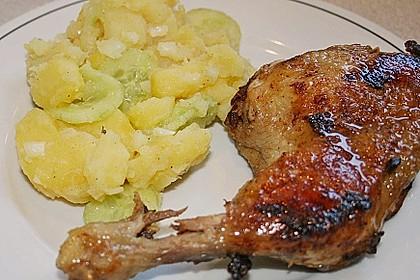 Kartoffel - Gurkensalat nach Oma Luise 39