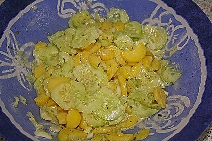 Kartoffel - Gurkensalat nach Oma Luise 42
