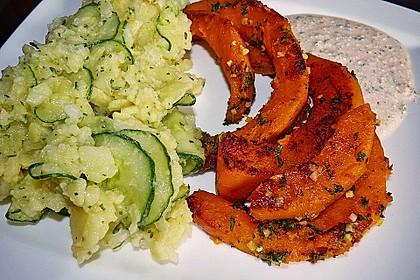 Kartoffel - Gurkensalat nach Oma Luise 28