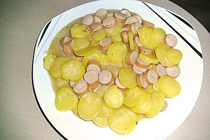 Saure Kartoffel - Rädle