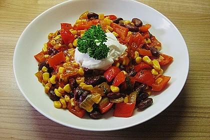 Chili - Bohnen