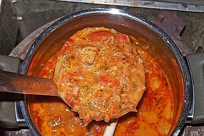 Tomaten - Thunfisch - Soße für Pasta 7