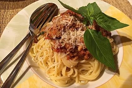 Tomaten - Thunfisch - Soße für Pasta 4