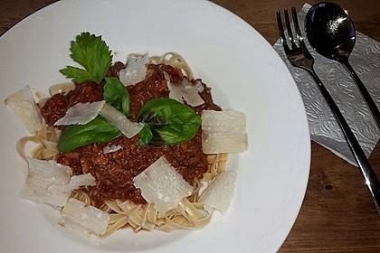 Tomaten - Thunfisch - Soße für Pasta 6