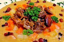 Steinpilz - Kartoffelsuppe