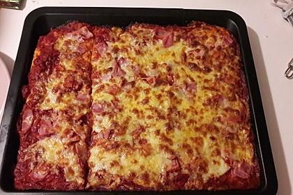 Schneller Pizzateig 13